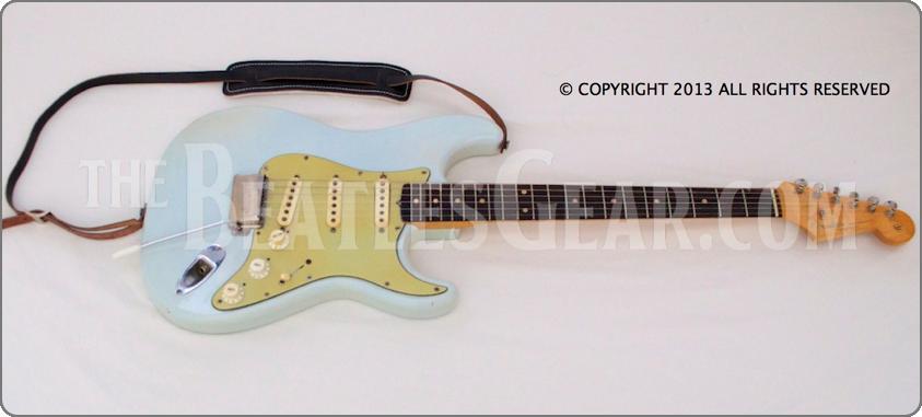 1961 Fender Stratocaster John Lennon Beatles Electric Guitar Fender Stratocaster