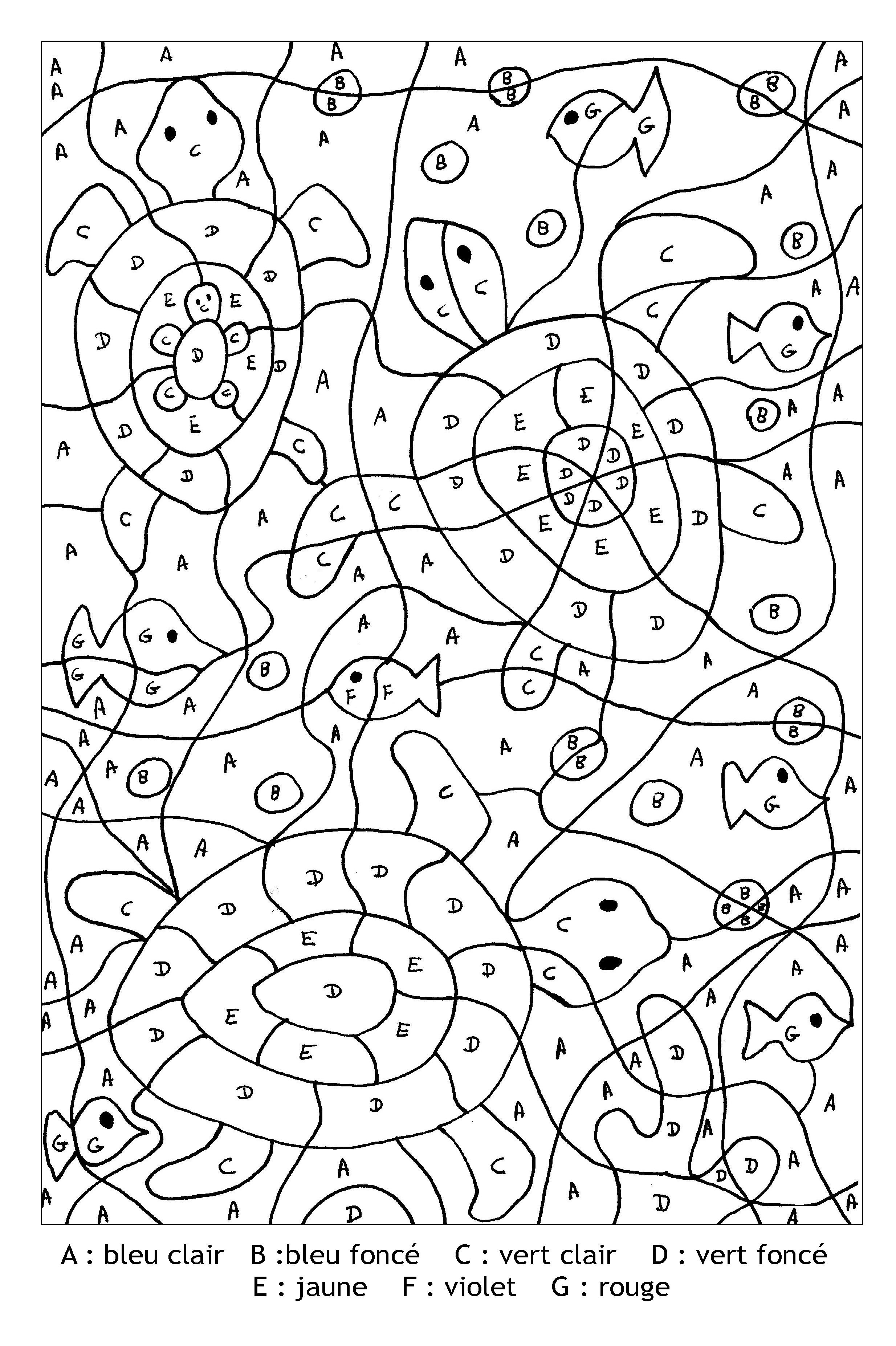 Magic to color for children - Simple Magic Coloring coloring page