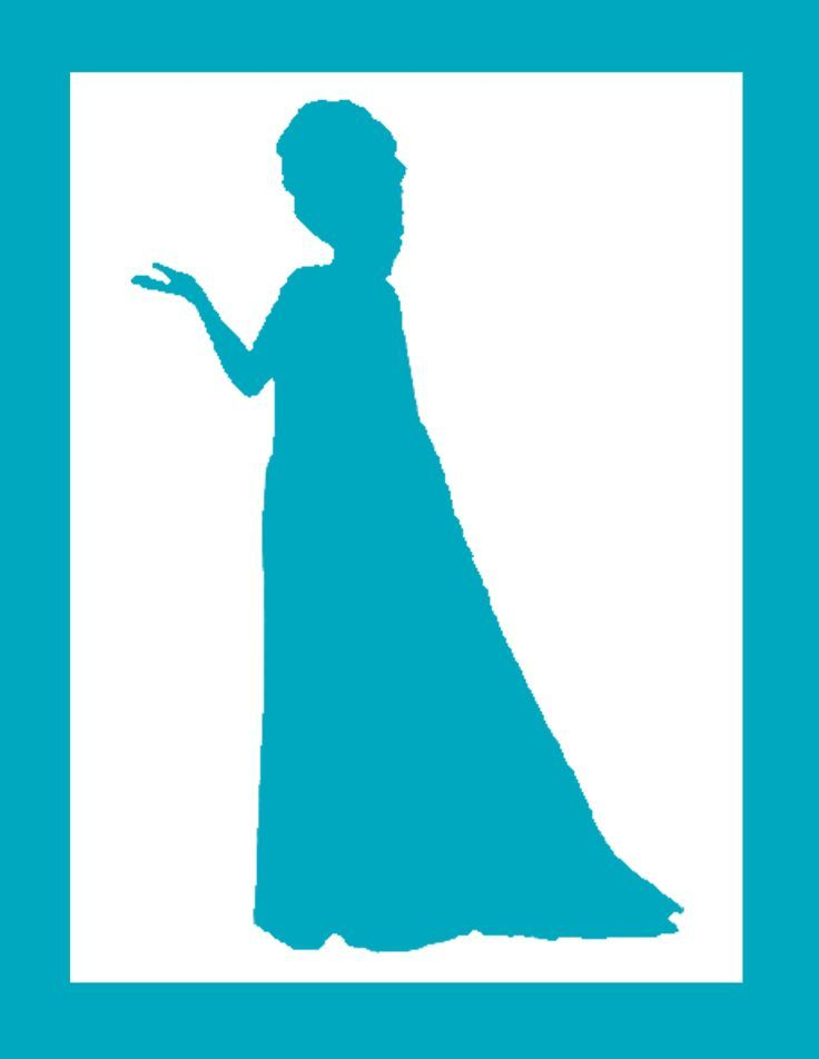 Best 25 Frozen Silhouette Ideas On Pinterest Disney