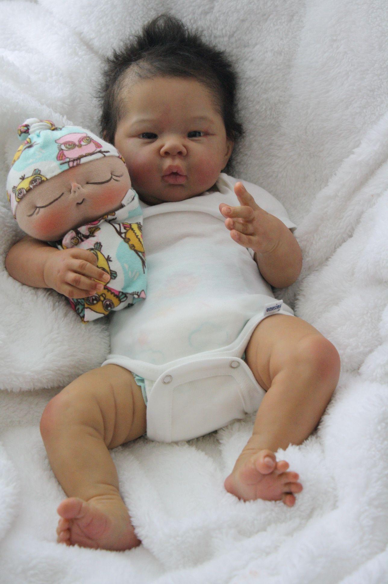 Liu San3 Realistic Baby Dolls Newborn Baby Dolls