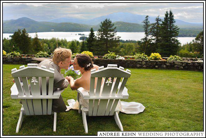 Blair Hill Destination Wedding Greenville Maine