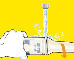 Wie man aus einer flasche ein trinkglas machen kann basteln und mehr pinterest flaschen - Leere flaschen dekorieren ...