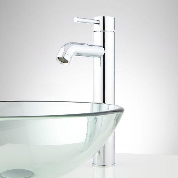 Sancroft Single-Hole Vessel Faucet | Vessel faucets, Oil rubbed ...