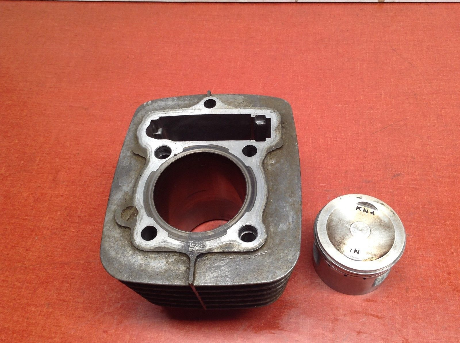 2003 03 honda xr 100 cylinder piston