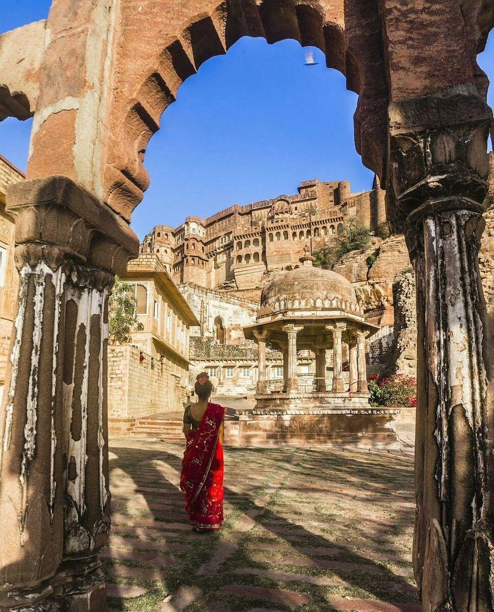 Jodhpur Rajasthan Travel couple, Beautiful sites, Blue city
