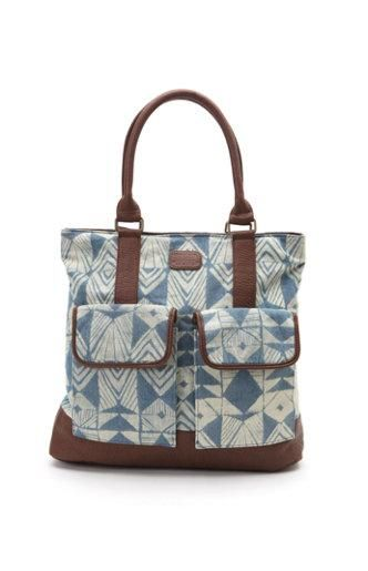 Billabong Seashell Fad Tote Bag Pacsun