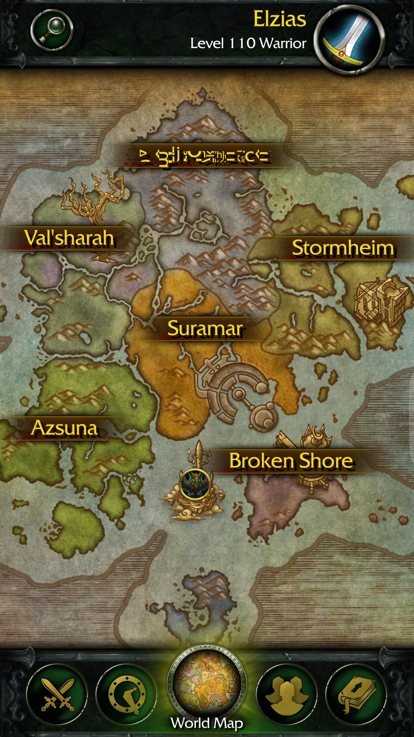 Discovered a new zone worldofwarcraft blizzard hearthstone wow worldofwarcraft blizzard hearthstone wow warcraft blizzardcs gaming gumiabroncs Images