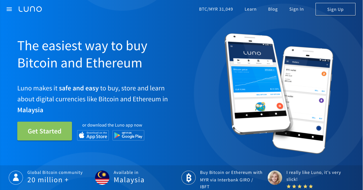 bitcoin malaysia app