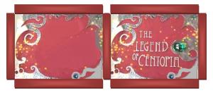 Mia And Me The Legend Of Centopia Book ด ญ เสาวล กษณ ร ตนะไกรส น Diy Book Disney Diy Crafts
