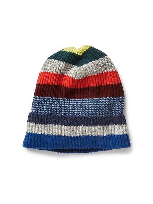 Gap Mens Crazy Stripe Beanie Crazy Stripe  f7e2d24dd4d