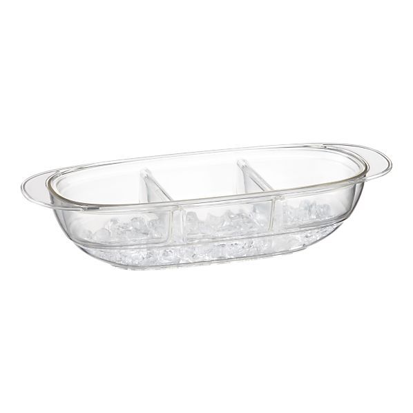 """On-Ice"" Condiment Server in Specialty Serveware 