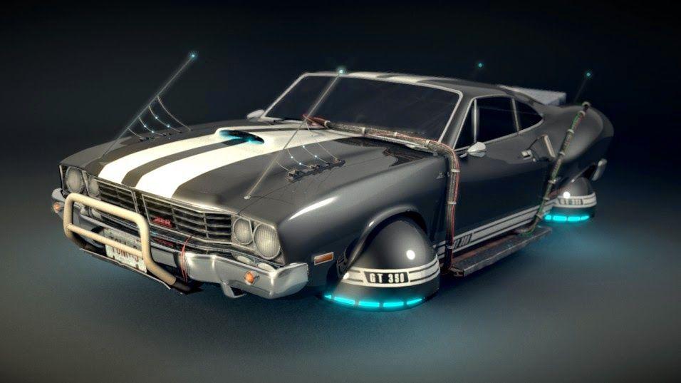 「Sci fi vehicles」おしゃれまとめの人気アイデア Pinterest Eric 改造車, カスタム
