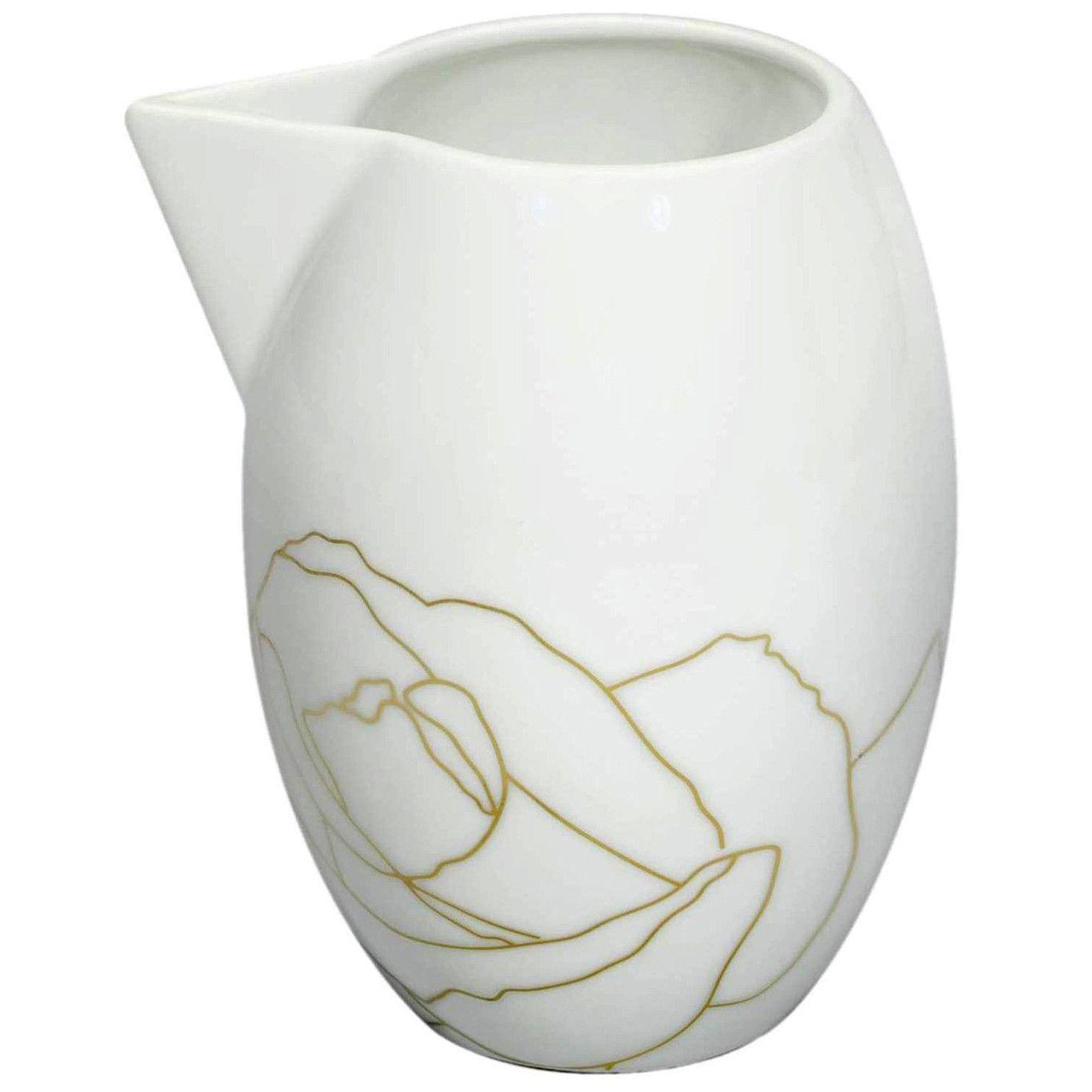 Rose Porcelain Milk Jug