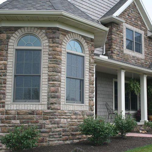 Home Exterior Systems: Dutch Quality Pennsylvania Limestone Exterior Stone