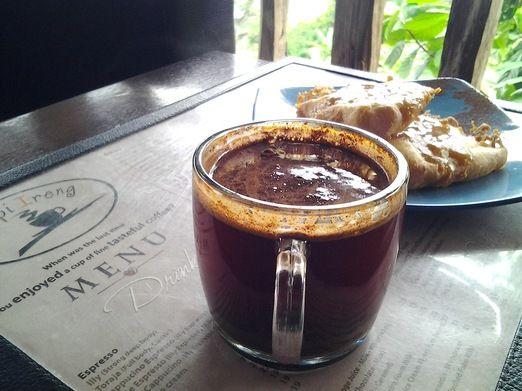 Kopi Ireng S Signature Liberica Luwak Luwak Coffee Photo By Icha Rahmanti Coffee Eat Kopi