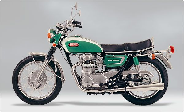 I have a couple late 70's to early 80's Yamaha motorcycles