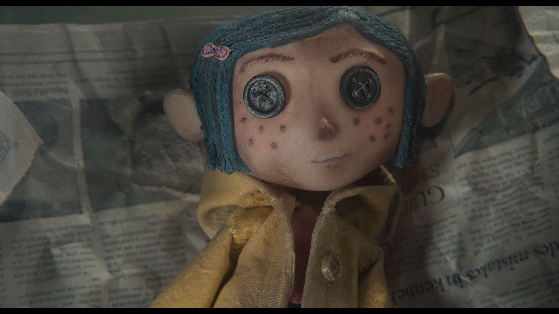 Image result for coraline doll