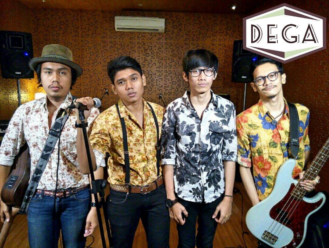DEGA Official Band, and style flowers generation | Klikklip.com ...