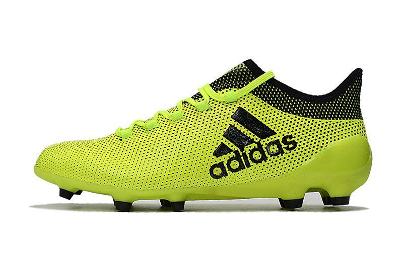 meet bbc30 9e8ec 2017-2018 FIFA World CUP New Soccer Cleats Adidas X 17 1 FG ...