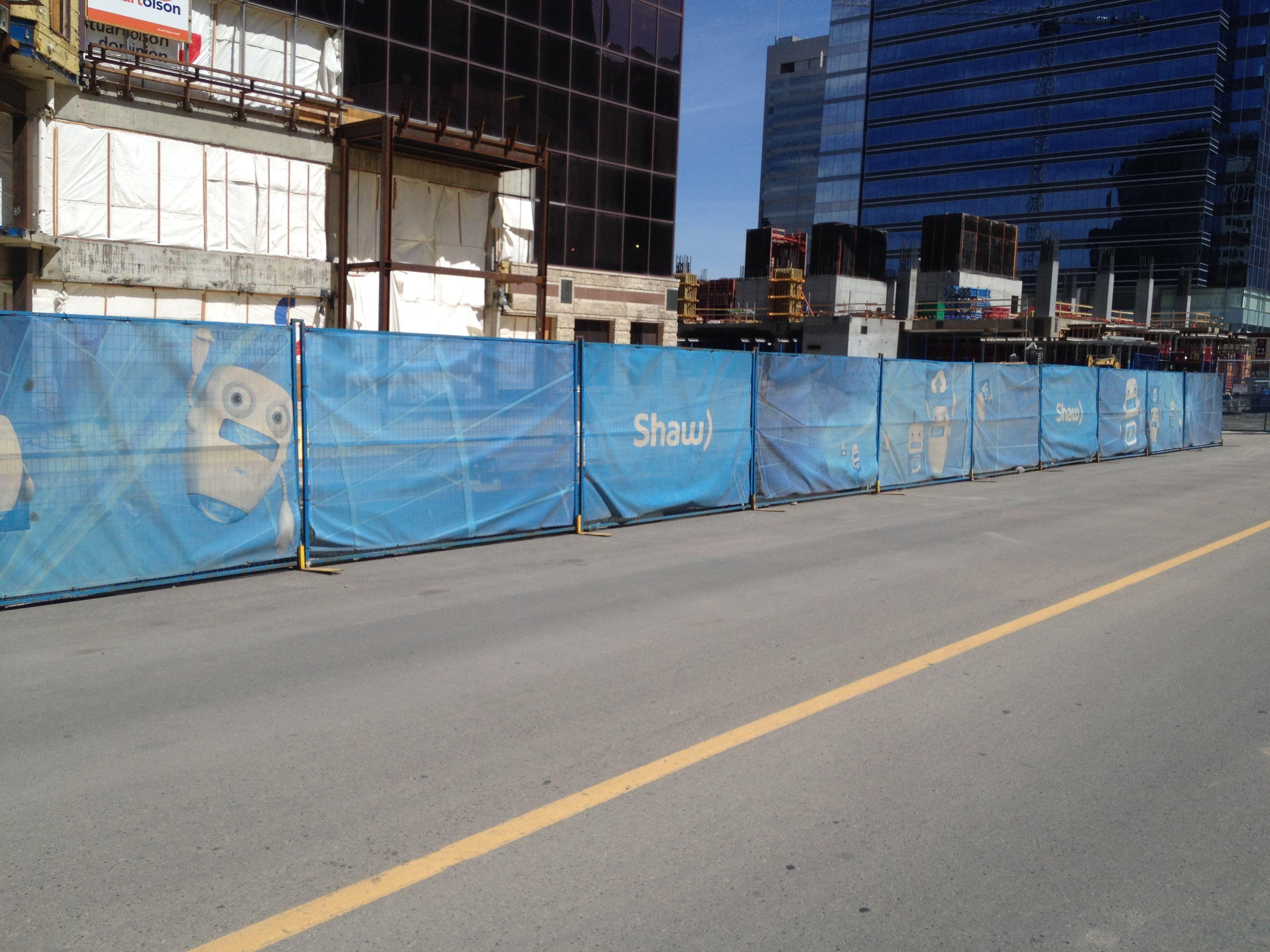 Calgary Printing Services Construction Signs Printing