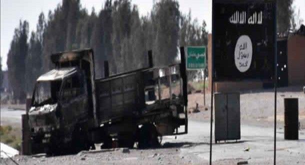 هكذا انهارت خلافة أبو بكر البغدادي من العراق إلى ليبيا وكالة أنباء البرقية التونسية الدولية Vehicles Trucks