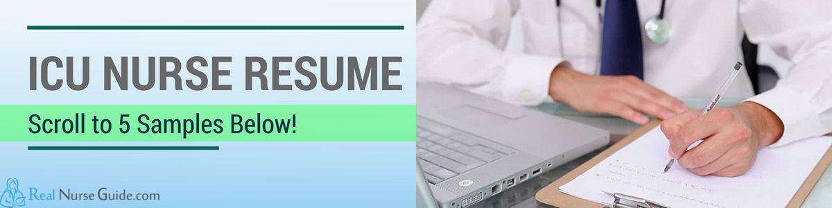 Icu nurse job description resume unique free icu in 2020