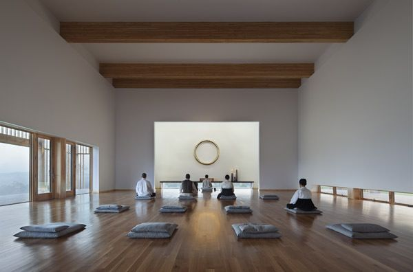 Won Dharma Center Meditation Room Design Meditation Room Diy Meditation Room