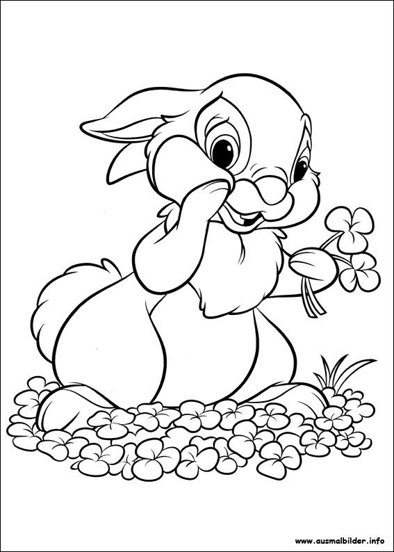 Disney Bunnies malvorlagen | Coloring Pages, Ausmalbilder ...