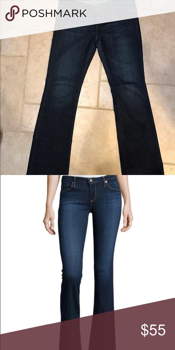 32ffed08d3b AG Angelina petite boot cut jeans EUC (worn 2 times) petite boot cut ...