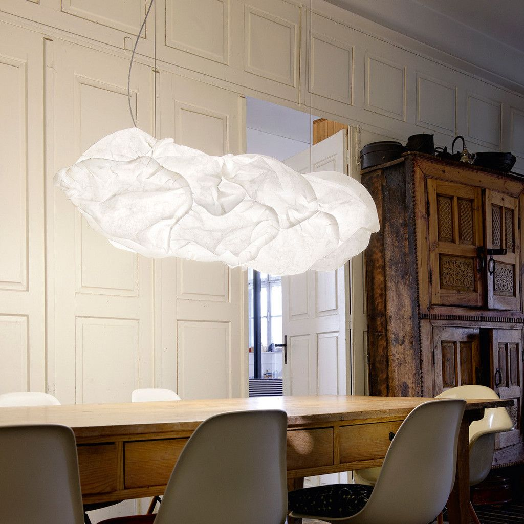 22 Cool Living Room Lighting Ideas And Ceiling Lights: Gehry Cloud Light - Google Search
