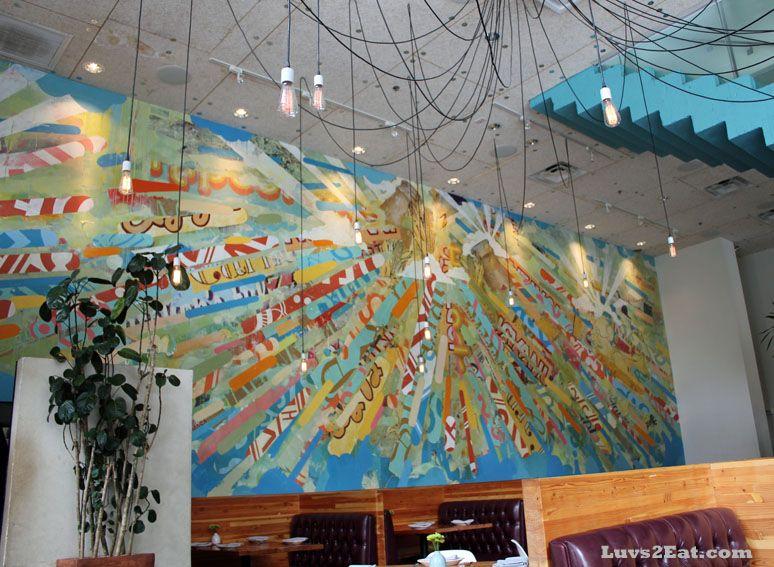 La Condesa Interior Places Amp Spaces Restaurant