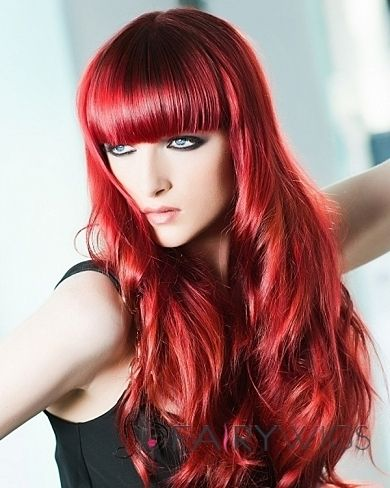Bright Red Hair Pale Skin Blue Eyes Google Search Long Red