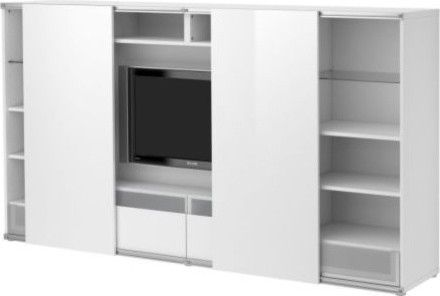 Tv Storage Cabinet With Doors Tv Storage Unit For Ikea House Plans