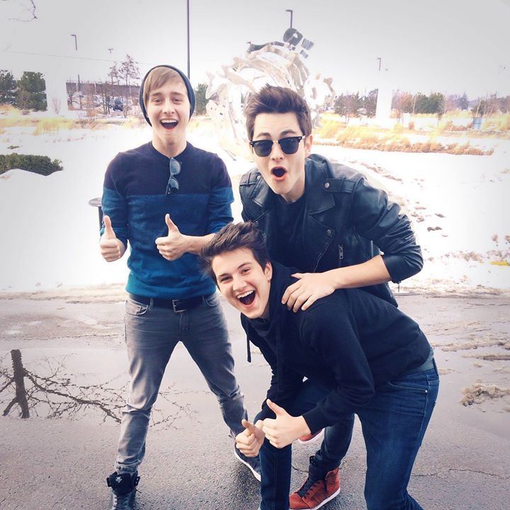 Before You Exit 2014 Photoshoot - 85.4KB