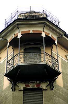Torino casa macciotta corso francia 32 pietro fenoglio for Casa moderna a torino