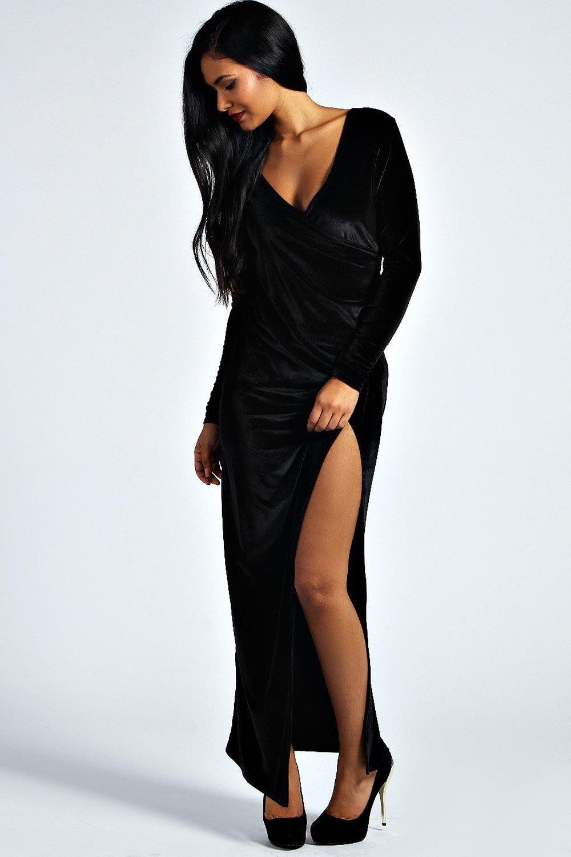Black velvet maxi dress pinterest black velvet maxi dresses and