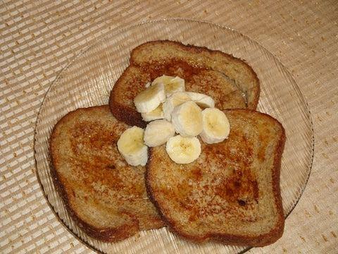 Receta de pan franc s tostadas francesas desayuno f cil for Desayuno frances tradicional
