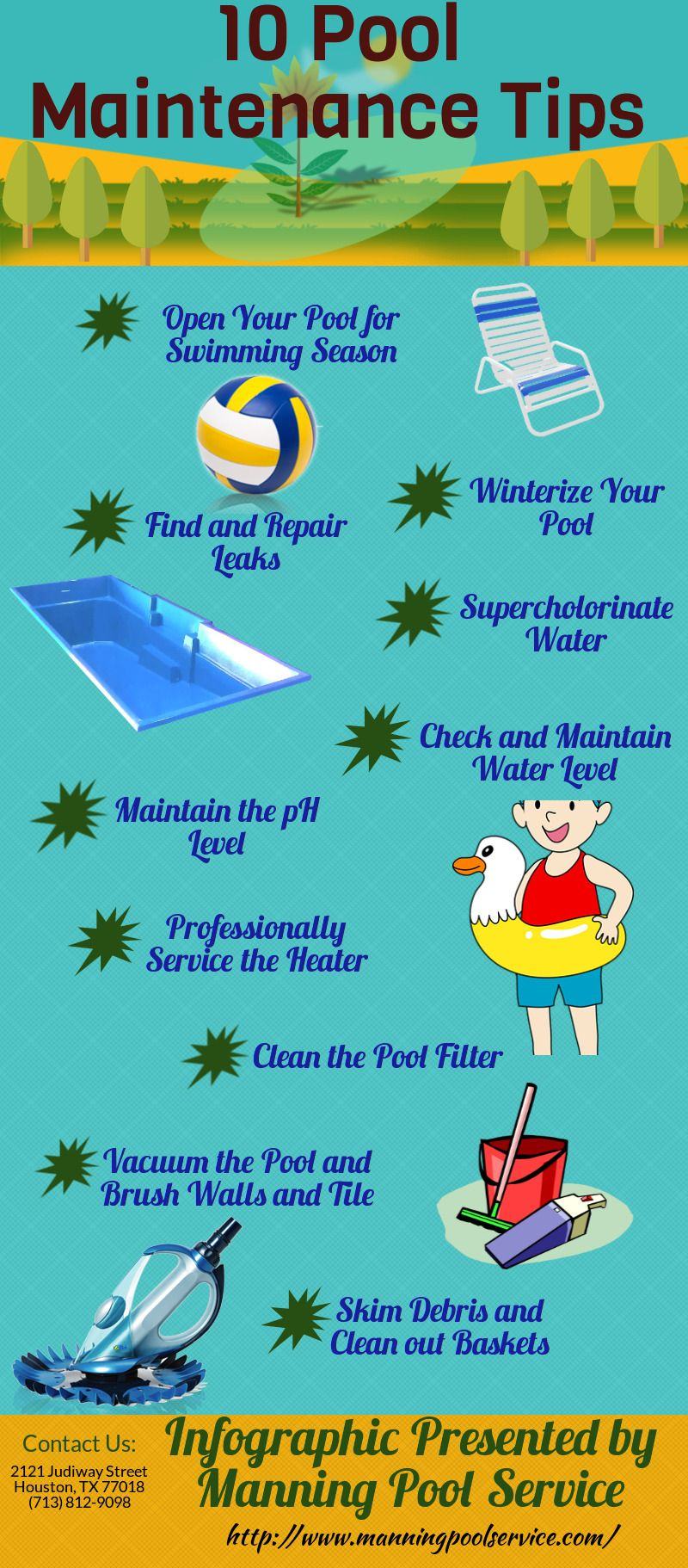 Swimming Pool Cleaning Tips Swimming Pool Maintenance