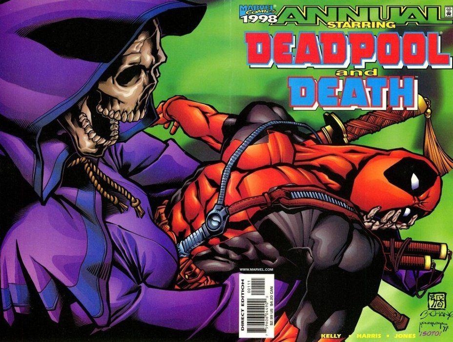 Deadpool Annual # 1998 (Marvel)