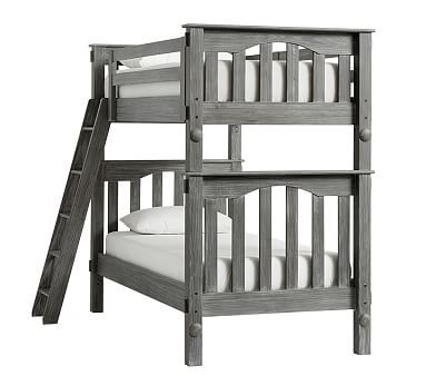 Kendall Twin Over Twin Bunk Bed Twin Bunk Beds Bunk