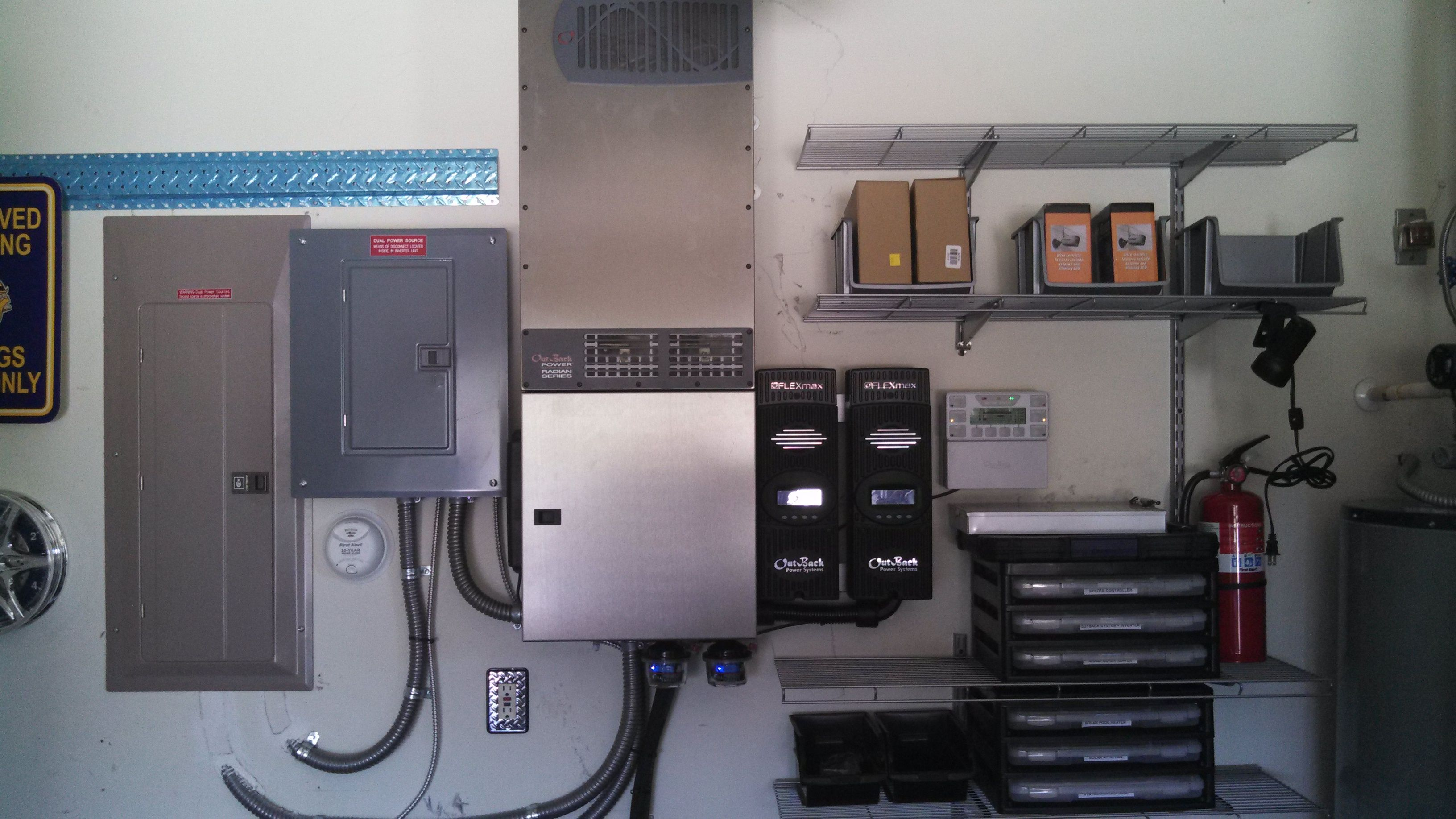 outback power systems radian series 8kw 16 trojan l 16 outback power systems radian series 8kw 16 trojan l 16 batteries cape coral