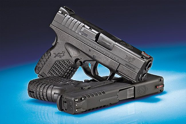 Scaled for Self Defense - Springfield XD-S 9mm Review in Guns & Ammo Magazine #gunsammo
