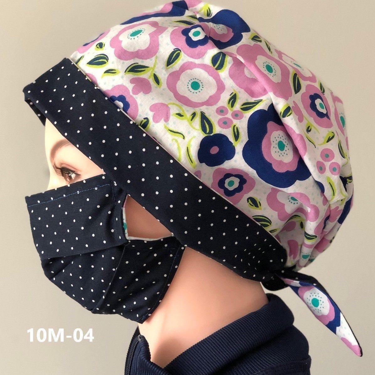 Floral Face Masks Fashionable Face MasksColorful Face