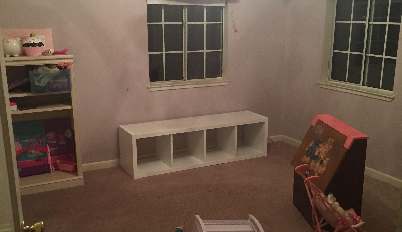 DIY Corner Bed Frame Corner bed frame, Bed in corner
