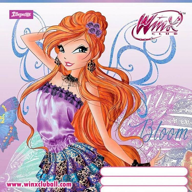 Winx club all winxcluball fotos e v deos do instagram - Bloom dessin anime ...