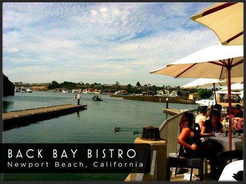Back Bay Bistro Newport Beach