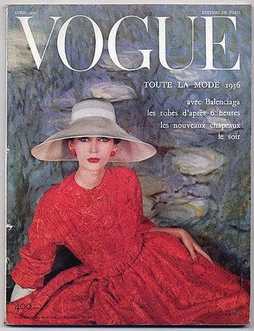 Vogue Paris 1956 April