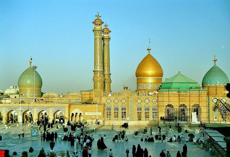 Shah-Abdol-Azim, near Tehran, Iran