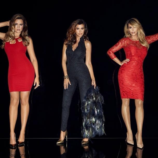 Kardashian Kollection clothing line for Sears