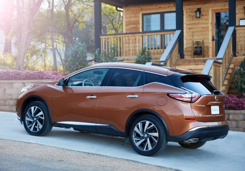 2016 Nissan Murano is actually the present type of modern family car.